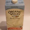 Thumbnail image for Organic Milk – Organic Valley 1%